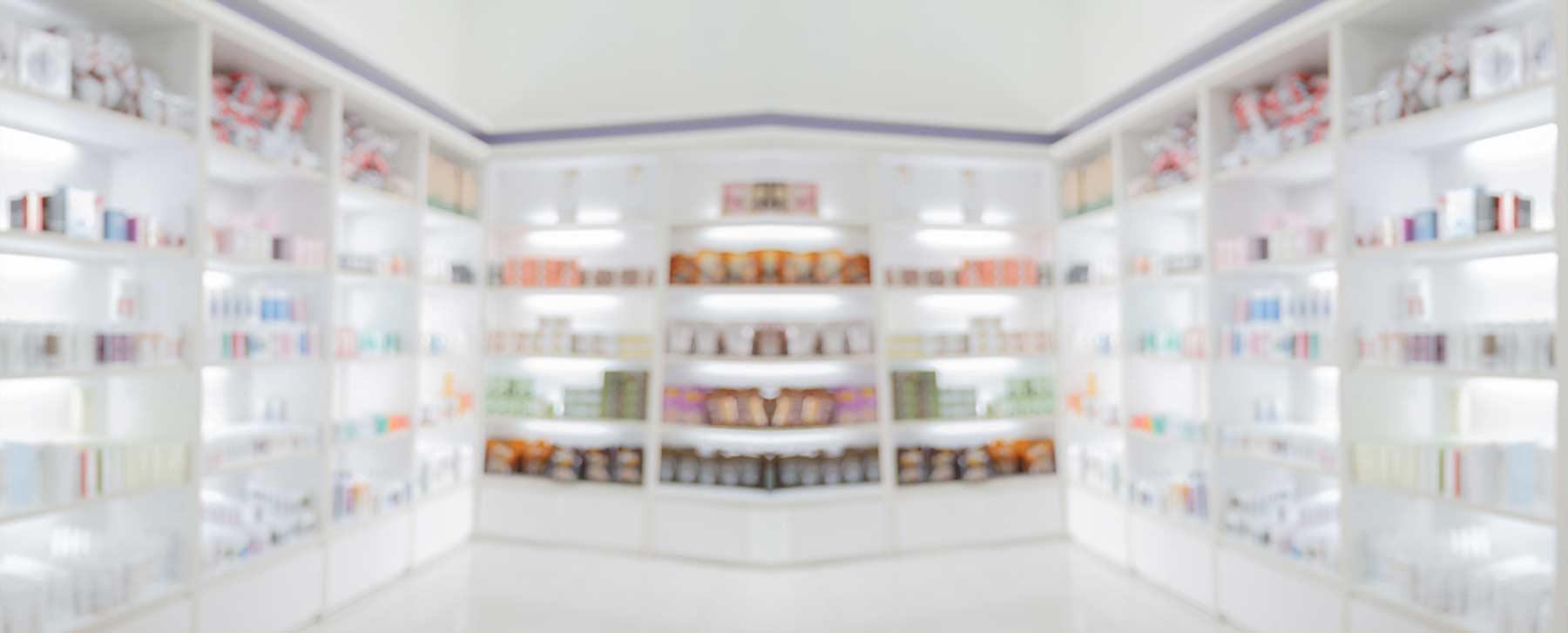 la Pharmacie du Donjon propose à une large patientèle de la région des produits pharmaceutiques